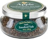 Apple Smoked Maine Sea Salt Jar