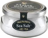 Natural Maine Sea Salt Jar