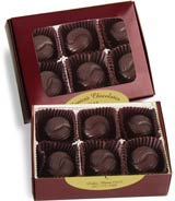 box of chocolate cremes
