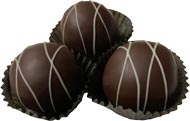 coffee brandy truffles